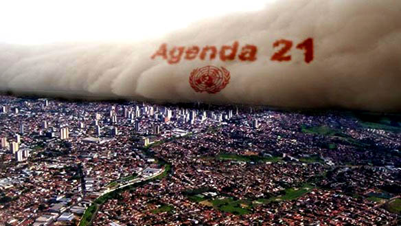 AGENDA 21 Cliven Bundy Case Example
