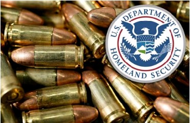 Homeland Security Buys Enough Ammo for a 7-Year War Against the American People