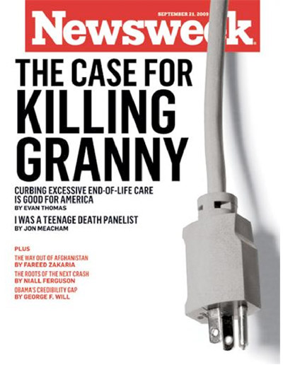 Euthanasia (The Case For Killing Granny)