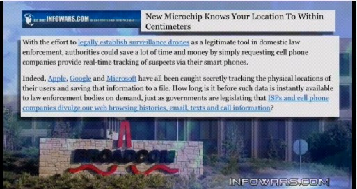 Cell Phones Are Tracking Devices